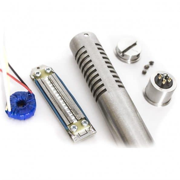 RM-5 DIY Ribbon Mic Kit with Assembled Motor