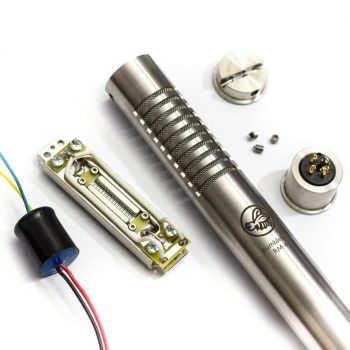RM-6 DIY Ribbon Mic Kit with Assembled Motor