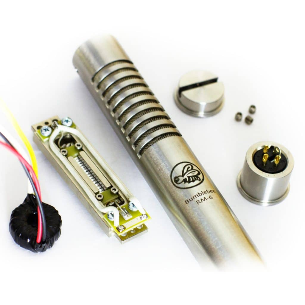 RM-6 DIY Ribbon Mic Kit
