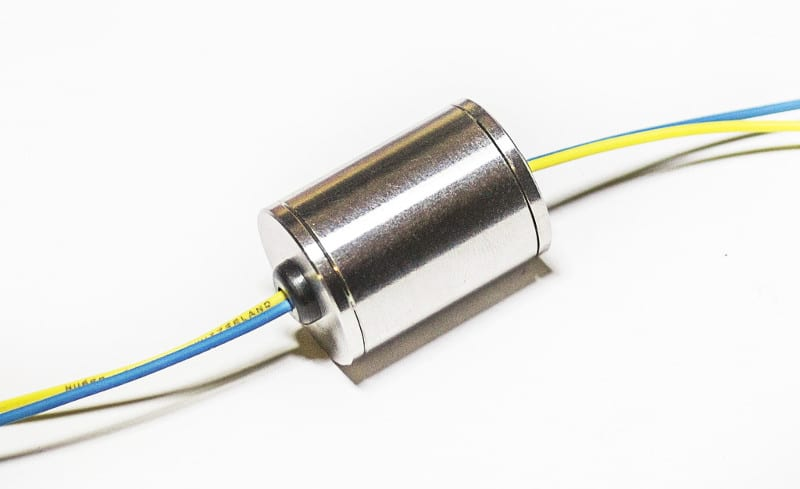 Ribbon Microphone Transformer in a Metal Can