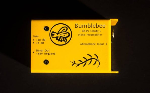 Bumblebee Bb-P1 Inline Preamp