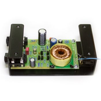 Bb-D2 DIY Discrete Op-Amp DI Kit