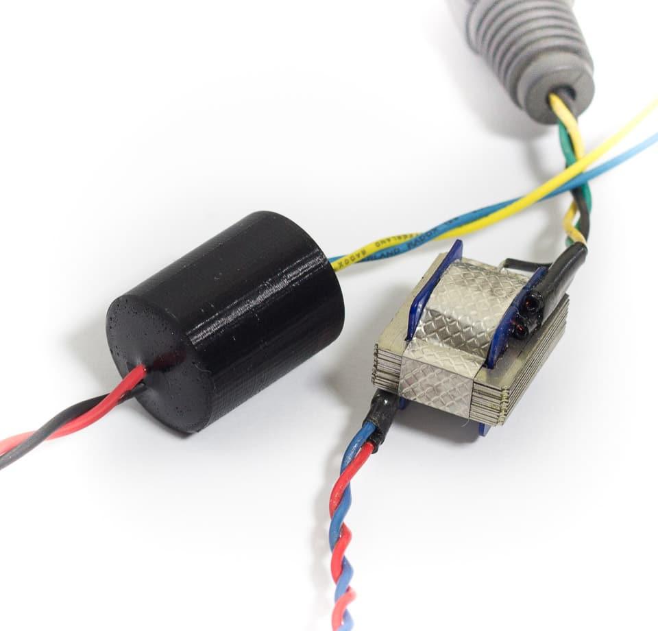Toroidal vs Bobbin Ribbon Mic Transformer
