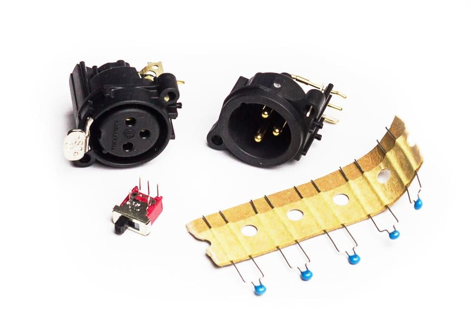 Bb-P26 DIY Ribbon Mic Booster Kit Cloudlifter