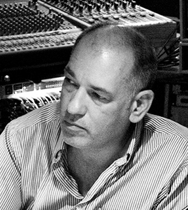 Rob Heaney, the Music Producer, Cirque Du Soleil