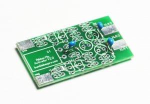 DIY Ribbon Mic Activator Kit Assembly Manual - Ceramic Capacitors