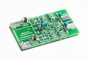 DIY Ribbon Mic Activator Kit Assembly Manual - Diodes