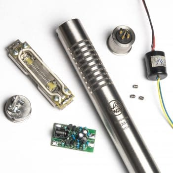 RM-7 Active DIY Ribbon Mic Kit with Assembled Motor