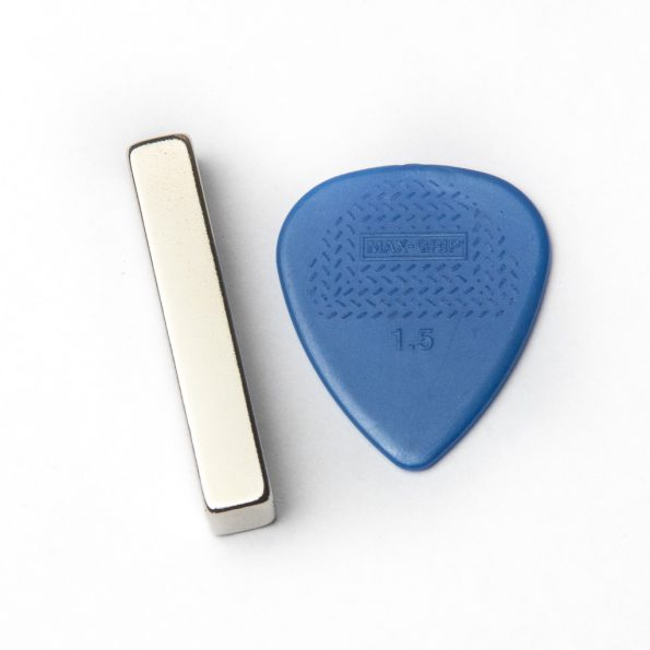"""Neodymium Magnet for DIY Ribbon Mic, 1 1/2"""" x 1/4"""" x 1/4"""""""