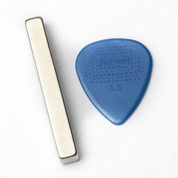 M009 – N42 Magnet, 2″ x 1/4″ x 1/4″